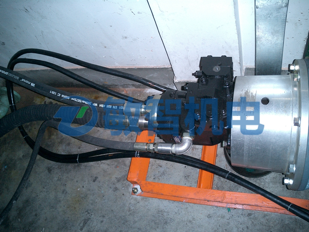 油压设备改造3